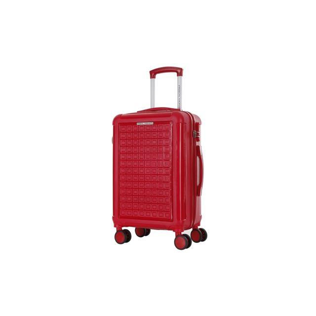 pascal morabito valises rigides valise adamante rouge s weekend 39 pas cher achat. Black Bedroom Furniture Sets. Home Design Ideas