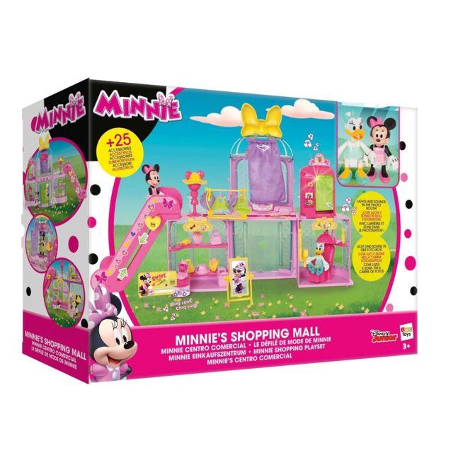 Minnie centre commercial 182554 pas cher achat vente dessins anim s rueducommerce - Coloriage minnie jouet ...