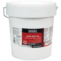Liquitex - Professional Pot D'ADDITIF Gel Brillant Epais Taille M 3,78 L