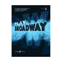 Faber - Play Broadway: Clarinet