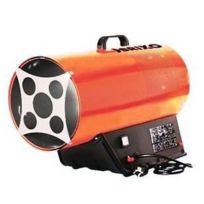 Brixo - Générateur d'air chaud 17KW soufflants à gaz livré avec tuyau + détendeur Haute performance