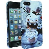 Lapins Cretins - Coque Winter pour iPhone 5