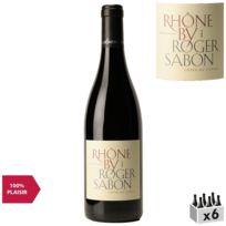 Domaine Roger Sabon - Rhône By Sabon Rouge 2017 x6