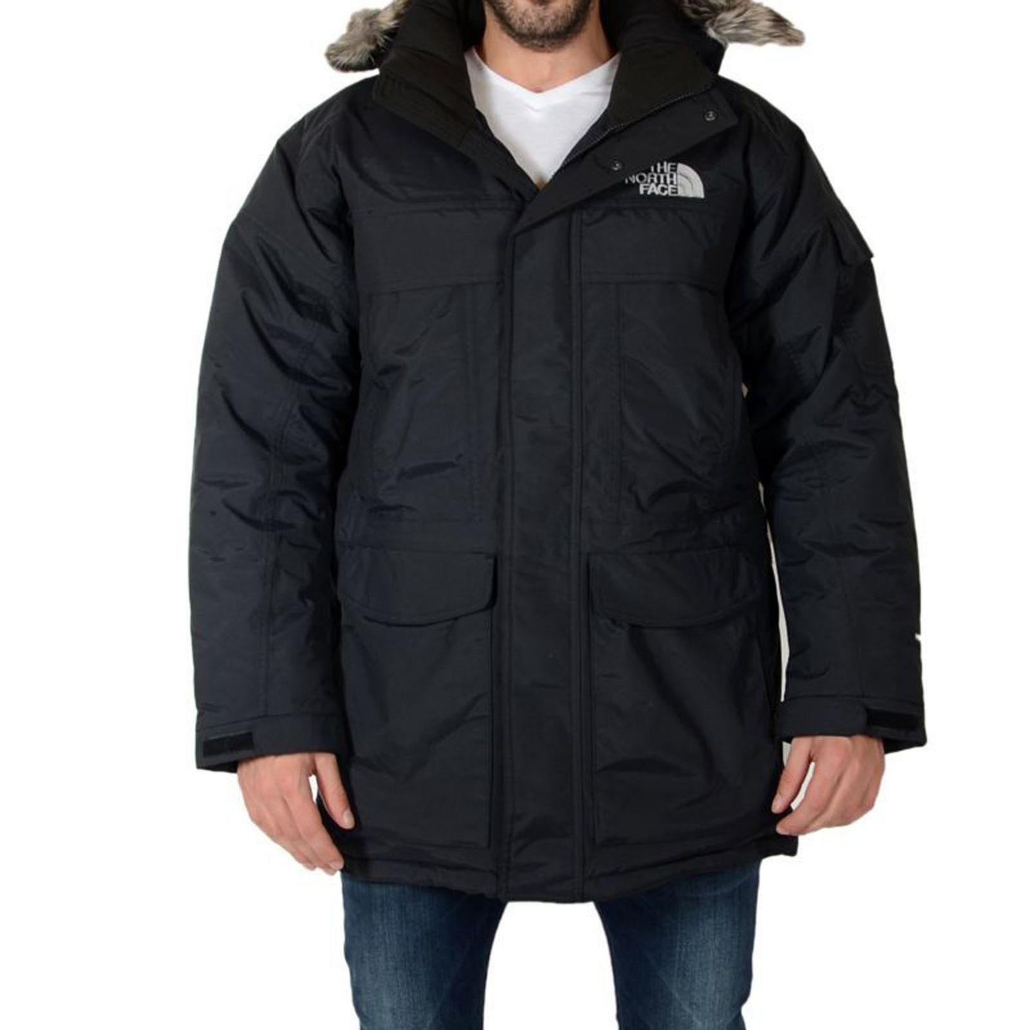 THE NORTH FACE- Doudoune Mcmurdo Parka Noir 2cd66acfbc9f
