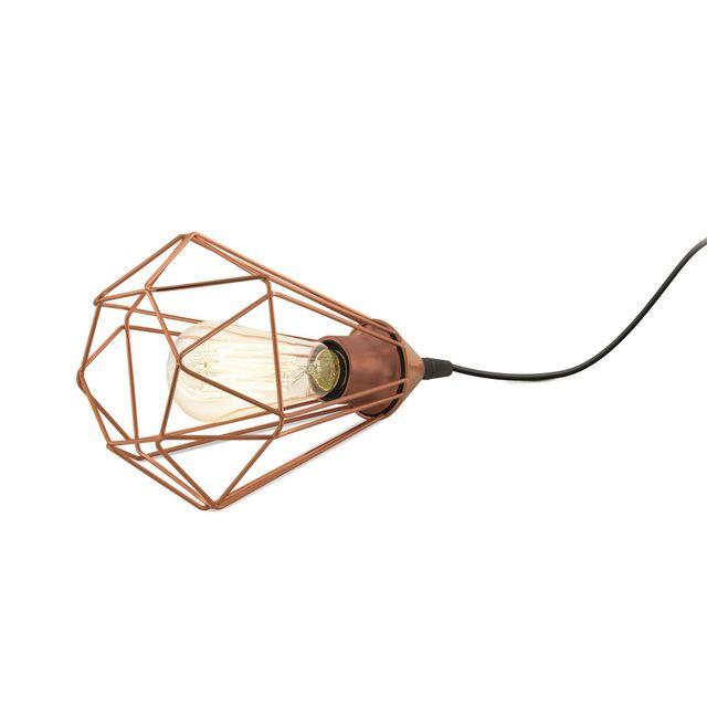 Tarbes Lampe Alinéa Géométrique Cuivre En À Acier Poser Coloris YmIfbg7y6v