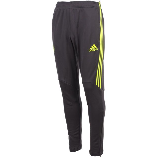 Adidas 31791 Pantalon Pant Gris Joueur 1617 Performance H