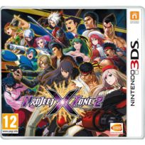 BANDAÏ - PROJECT X ZONE 2 3DS