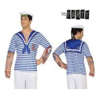 1d6886cbb249 Marque Generique - T-shirt pour homme marin - Déguisement pas cher costume  homme