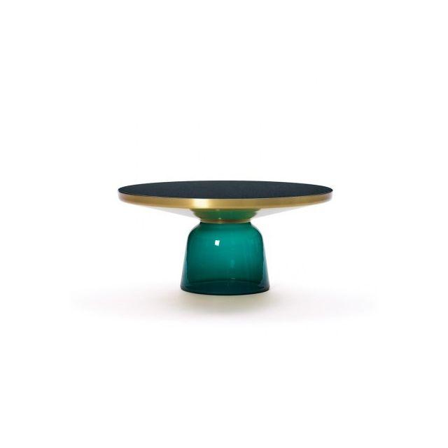 Classicon Table Bell - vert émeraude