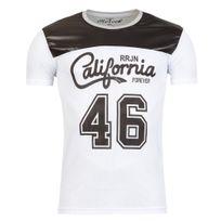 499d9519d5ca4 T shirt filet homme - catalogue 2019 -  RueDuCommerce - Carrefour