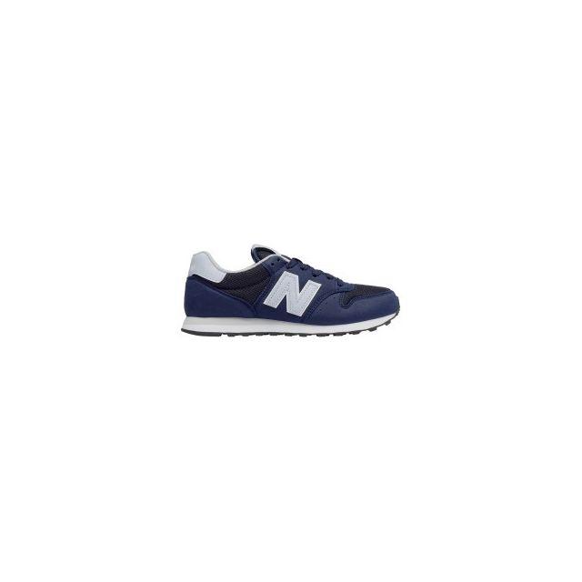 New Balance Chaussures Gm 500 cuir bleu femme pas cher