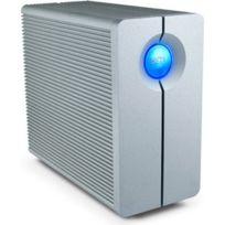 LaCie - Disque Dur externe 2big Quadra Usb 3.0 / FireWire 8 To