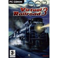 Anuman Interactive - Virtual Railroad 3 - Jeu Pc