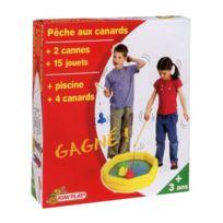 Partner - Kit de pêche aux canards avec jouets