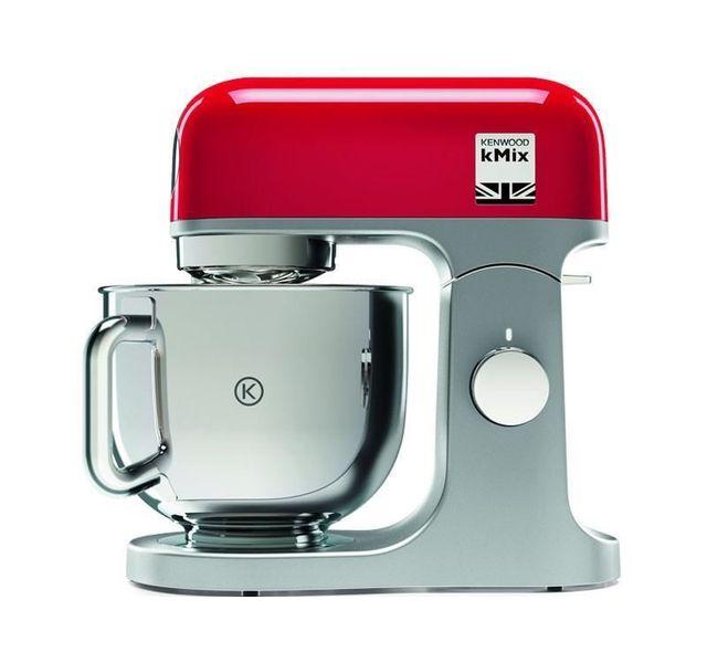 KENWOOD Robot pâtissier multifonction kMix KMX750RD