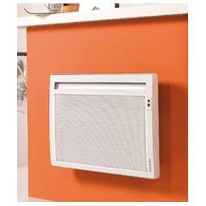 Atlantic radiateur rayonnant lectrique solius 2000w ecodomo vertical 2 000 w pas cher achat for Radiateur electrique atlantic w