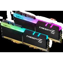 G.SKILL - DDR4 Trident Z RGB PC4-25600 / DDR4 3200 Mhz 2 x 8Go