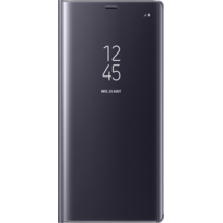 Samsung - Clear View Cover Galaxy Note 8 – Lavande