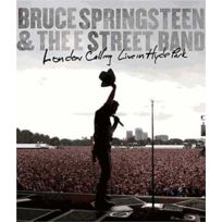 Columbia - Bruce Springsteen   The Street Band - London calling - Live in Hyde Park