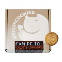 Aston'S Cookies - Biscuits Chien Fan De Toi Carotte Coriandre
