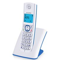 ALCATEL - téléphone sans fil dect bleu - f530bleu
