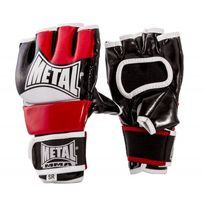 Metal Box Manufacture - Gants de combat libre metalboxe