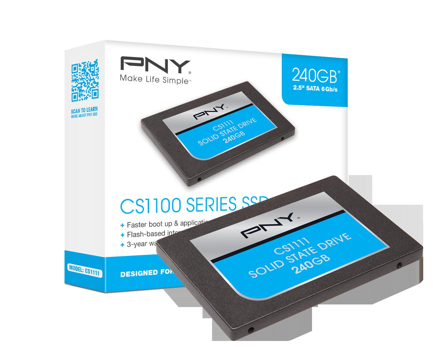 SSD CS1111 240 Go - SATA III