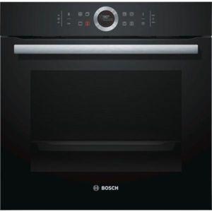 Bosch - four intégrable 71l 60cm a+ pyrolyse noir - hbg675bb1f