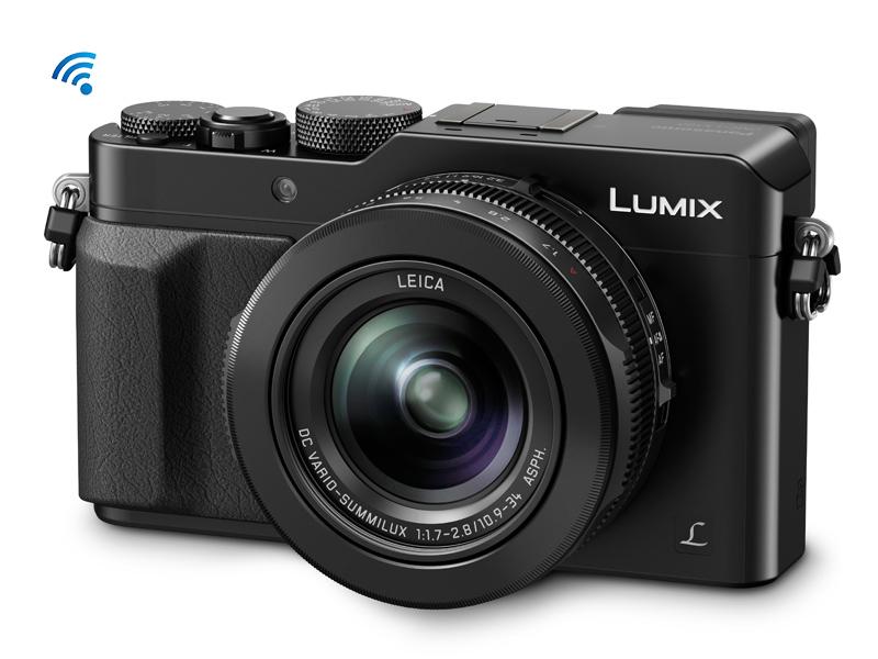 Lumix DMC LX100 - Noir