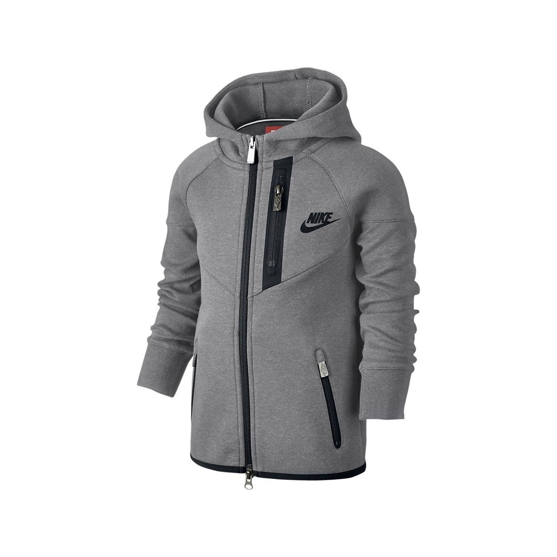 NIKE- Sweat Tech Fleece Full-Zip Hoodie Cadet - Ref. 728536-091