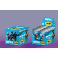 Panini Fortnite Trading Cards Boite De 48 Pochettes De 6p