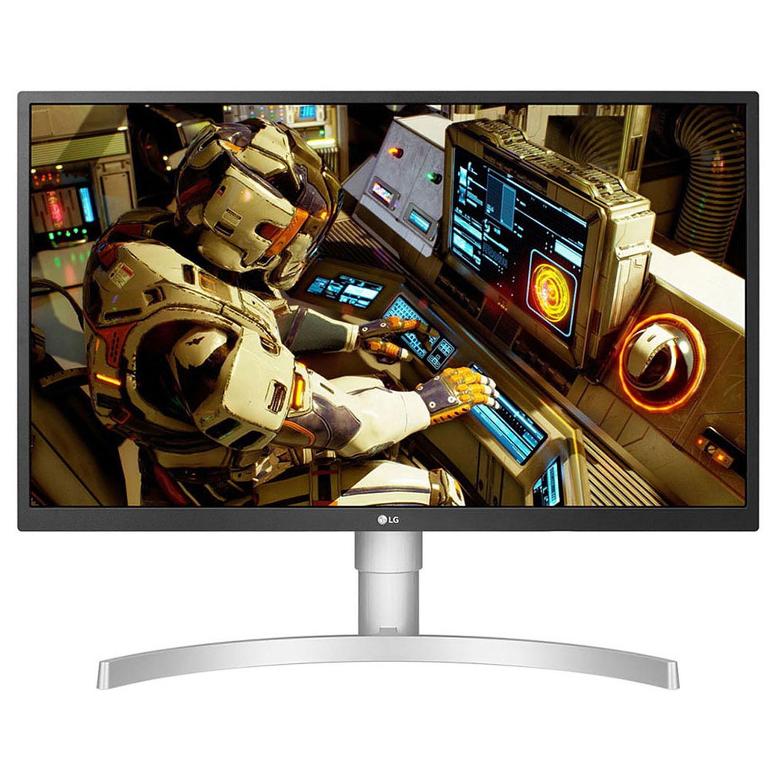 Ecran multimédia 27UL550-W 27