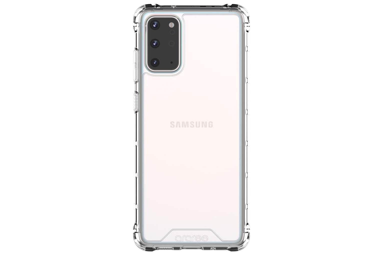 Coque transparente Designed par Samsung pour Galaxy S20