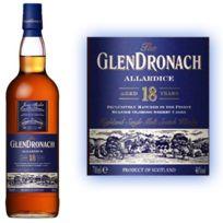 Glendronach - 18 ans Allardice 70cl 46