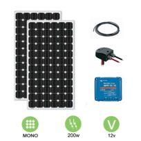 Victron - Kit solaire nautisme 200w-12v
