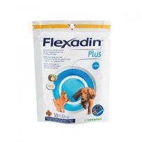 Flexadin - Complément alimentaire Plus Maxi articulations pour chien et chat - 10 kg 90 bouchées