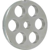 Reber - Grille inox Pour hachoir à viande électrique n°12 Trou 16mm