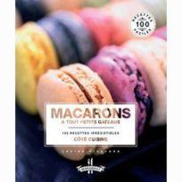 Marabout - Livre Macarons