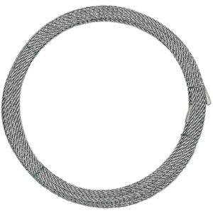 Chapuis - Câble acier dur qualité levage Couronne 20m Diam.3mm