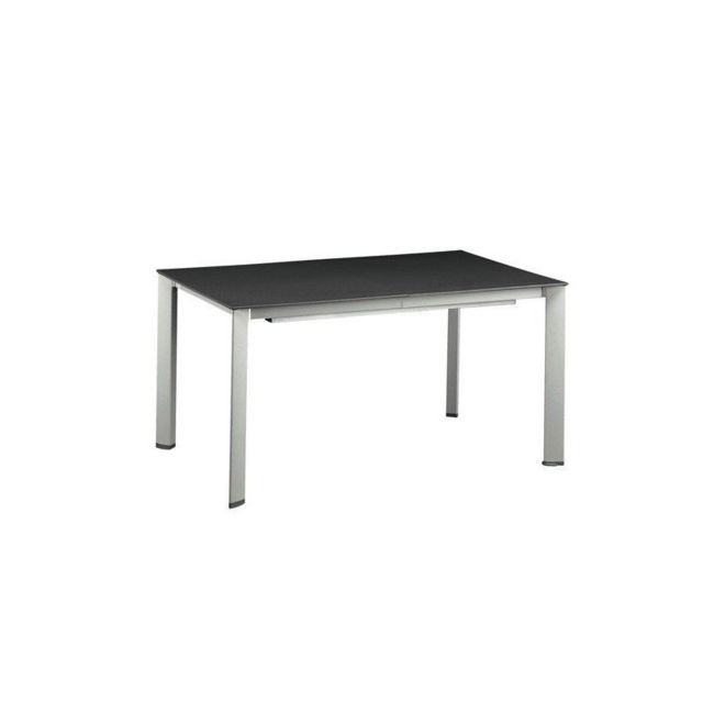 Table de jardin Loft extensible aluminium