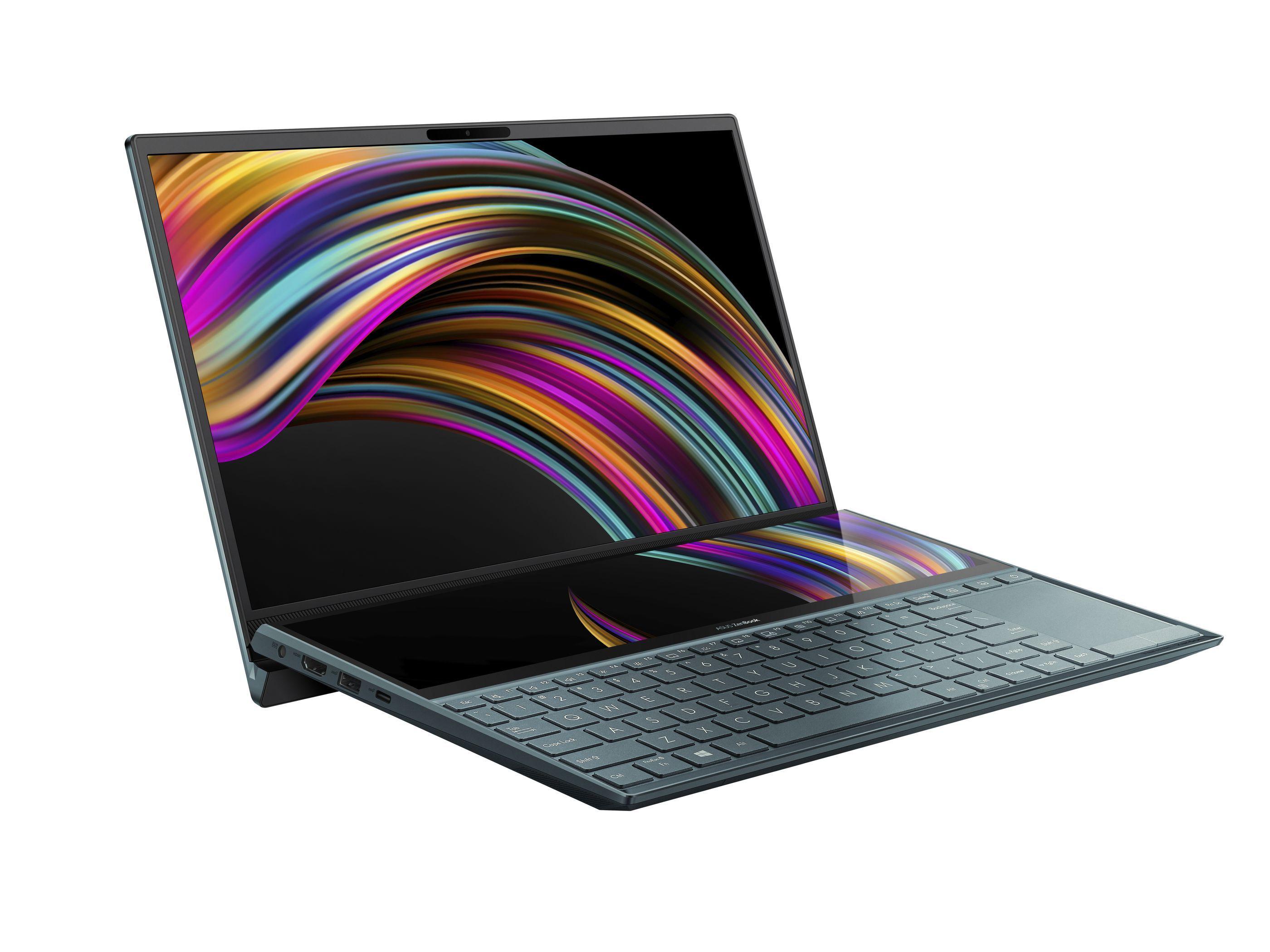 Zenbook Duo UX481FL-HJ144T