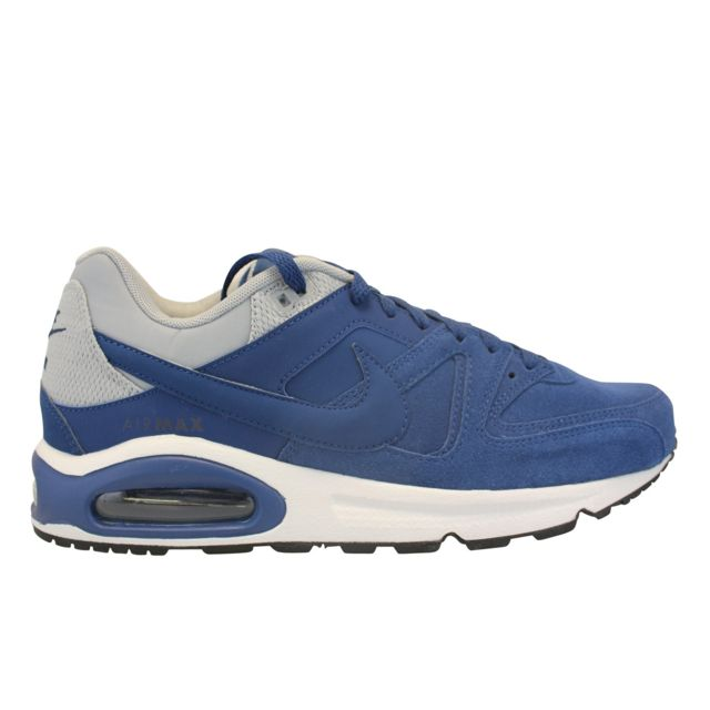 Vente Cher Pas Max Baskets Nike Leather Achat Command Air UzpSVM