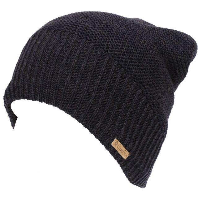 the latest 20f49 c819e ... discount code for cairn bonnet classique xavier hat midnigt bleu 50813  taille unique pas cher achat