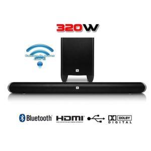 jbl cinema sb350 barre de son 2 1 sans fil pas cher achat vente barre de son rueducommerce. Black Bedroom Furniture Sets. Home Design Ideas