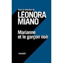 Pauvert - Marianne et le garçon noir