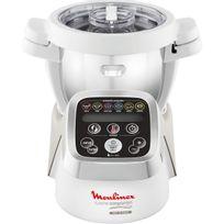 Moulinex - Cuisine Companion Hf800 - Mixeur/Cuiseur - 1550 W - 4,5 L + Balance de cuisine Tefal Bc5001V1