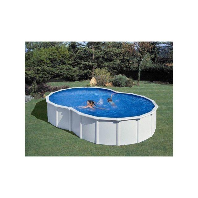 Gre pools kit piscine hors sol acier en 8 varadero avec - Piscine hors sol acier pas cher ...