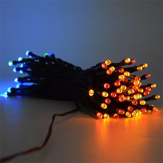 GÉNÉRIQUE Énergie solaire Fairy Light String Lamp Party Xmas Decor extérieur Rf 7M 50 Led