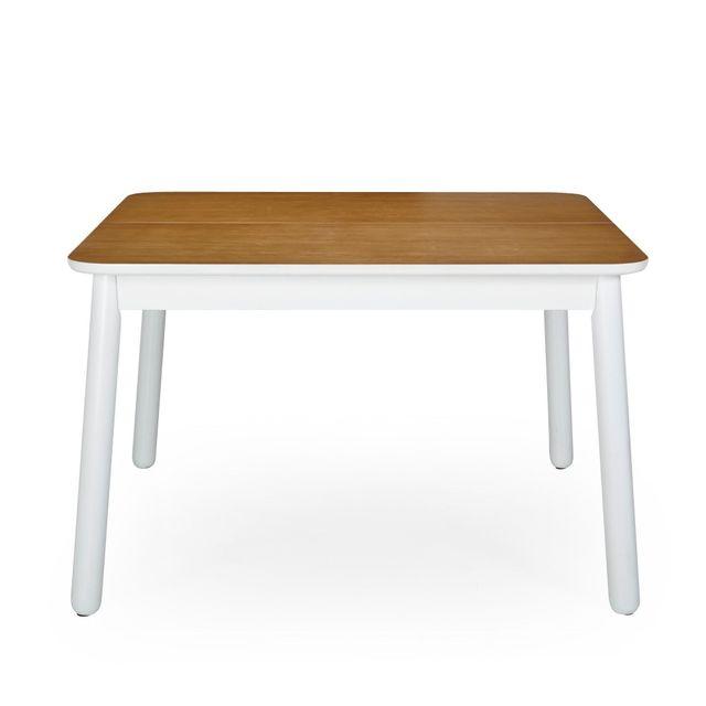 Alinéa Noga Table De Repas Carrée Extensible De 120cm à