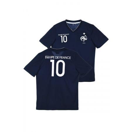 6a5846ad Fff - T-shirt Equipe de France N°10 - pas cher Achat / Vente Tee shirt  homme - RueDuCommerce